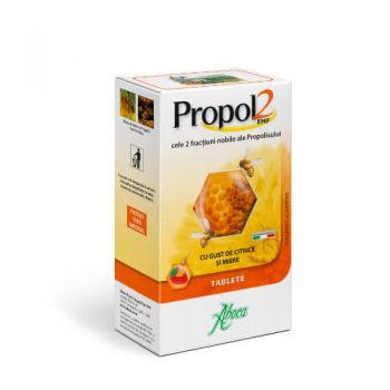 Propol2 cu Miere pentru adulti, 30 tablete, Aboca