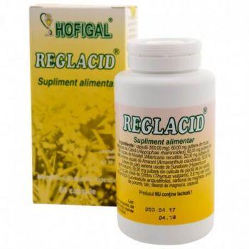 Reglacid, 60 capsule, Hofigal