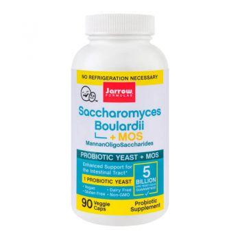 Saccharomyces Boulardii Mos, 90 capsule, Secom