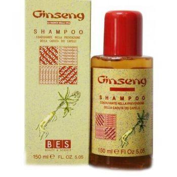 Sampon cu Ginseng, 150 ml, Bes