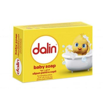 Sapun solid, 100 g, Dalin