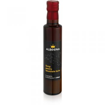 Sirop pentru imunitate forte 250 ml, Albeena