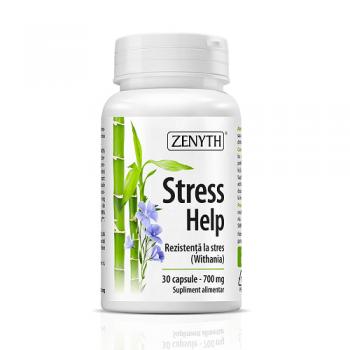 Stress Help, 30 capsule, Zenyth