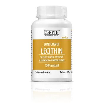 Sun Flower Lecithin, 120 g, Zenyth
