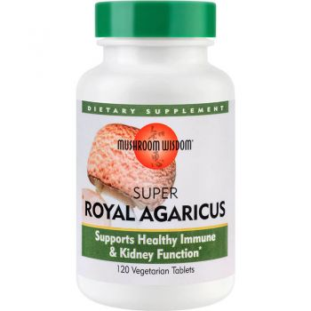 Super Royal Agaricus, 120 capsule, Secom