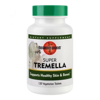 Super Tremella, 120 tablete, Secom