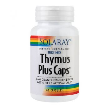 Thymus Plus Caps, 60 capsule, Secom