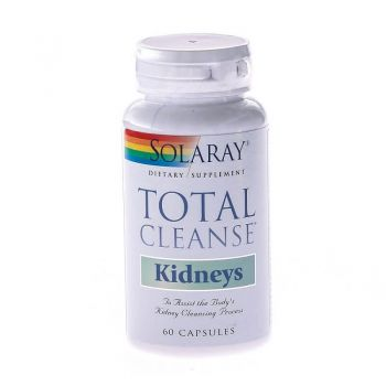 Total Cleanse Kidneys, 60 capsule, Secom