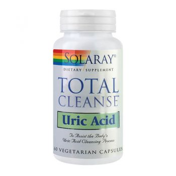 Total Cleanse Uric Acid, 60 capsule, Secom