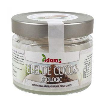 Ulei de Cocos BIO, virgin presat la rece, 200ml, Adams Vision