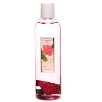 Ulei de masaj trandafiri 1000 ml, Herbagen