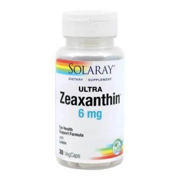 Ultra Zeaxanthin (6 mg), 30 capsule, Secom