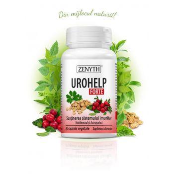 UroHelp Forte, 30 capsule vegetale, Zenyth