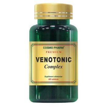 Venotonic Complex, 60 tablete, Cosmopharm