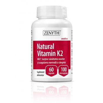 Vitamina K2, 60 capsule, Zenyth