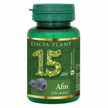Afin, 60 comprimate, Dacia Plant