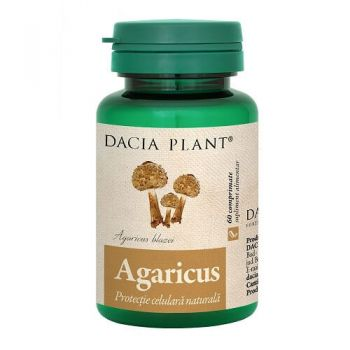 Agaricus, Dacia Plant, 60 comprimate