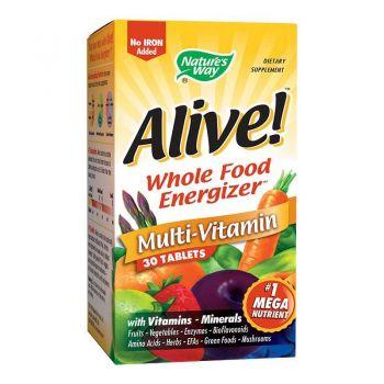 Alive, 30 tablete, Secom