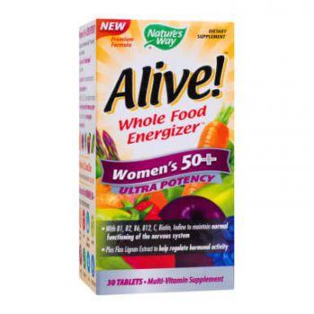 Alive Women 50+ Ultra Secom, 30 tablete