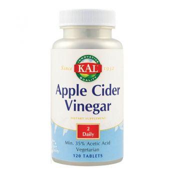 Apple Cider Vinegar (Otet de mere) 500mg Secom - 120 tablete