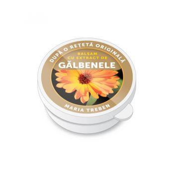Balsam cu Galbenele, 30 ml, Maria Treben