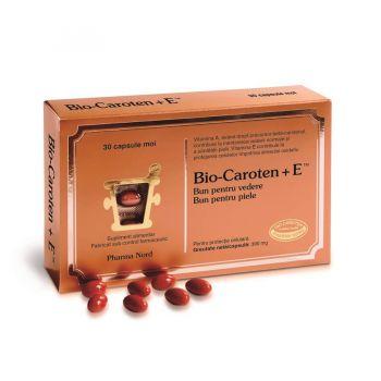 Bio-Caroten + E, 30 cps, Pharma Nord