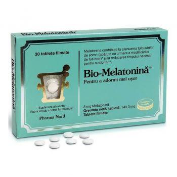 Bio-Melatonina, 30 tb, Pharma Nord