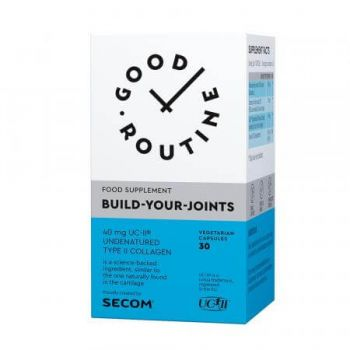 Build Your Joints Secom, 30 cps, Good Routine