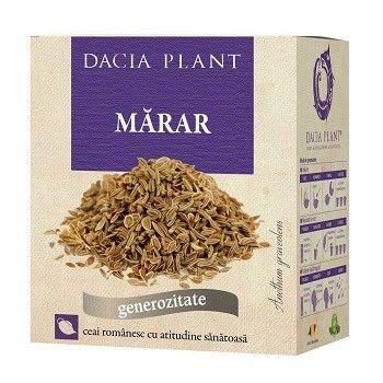 Ceai de Marar, 100g, Dacia Plant