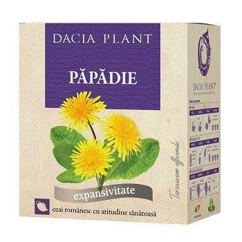 Ceai de Papadie, Dacia Plant, 50 g
