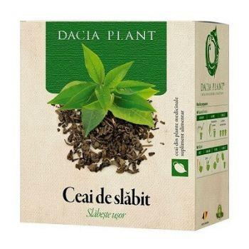 Ceai de slabit, 50g, Dacia Plant