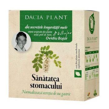 Ceai Sanatatea stomacului, 50 g, Dacia Plant
