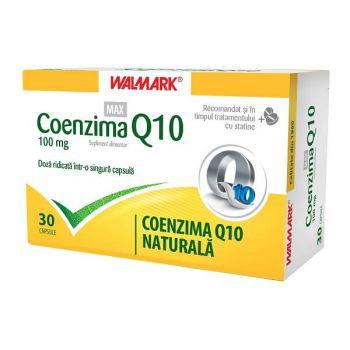 Coenzima Q10 Max 100 mg, 30 capsule, Walmark
