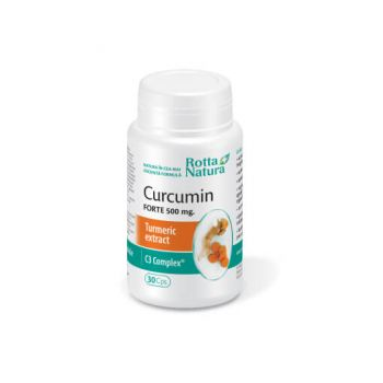 Curcumin Forte 500mg, 30 cps