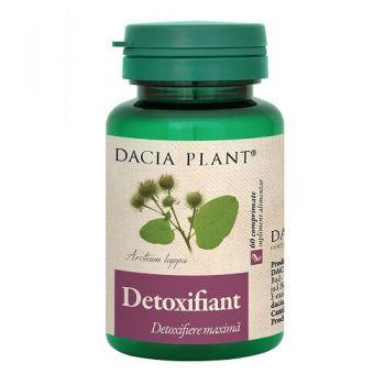 Detoxifiant, Dacia Plant, 60 comprimate