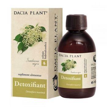 Detoxifiant tinctura, Dacia Plant, 200 ml
