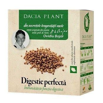 Ceai Digestie perfecta, 50g, Dacia Plant