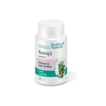 Extract de Roinita, 30 capsule, Rotta Natura