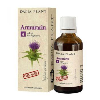Extract natural de Armurariu fara alcool, 50 ml, Dacia Plant