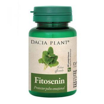 Fitosenin, 60 comprimate, Dacia Plant