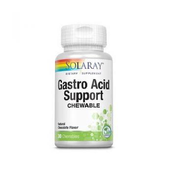 Gastro Acid Support, Secom, 30 tb masticabile