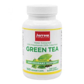 Green Tea 500 mg, Secom, 100 capsule - Jarrow Formulas