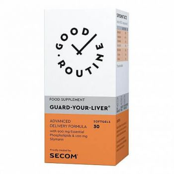 Guard Your Liver Secom, 30 cps, Good Routine