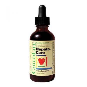 Hepato-Care Secom, 59ml, ChildLife Essentials