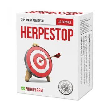 Herpestop, 30 capsule, Parapharm