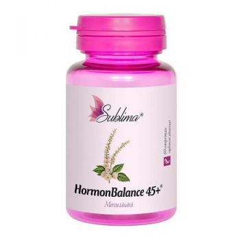 Hormon Balance 45+, Dacia Plant, 60 comprimate