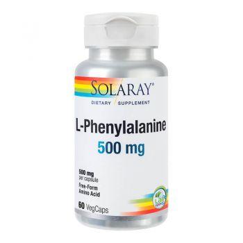 L-Phenylalanine 500mg, 60 capsule, Secom