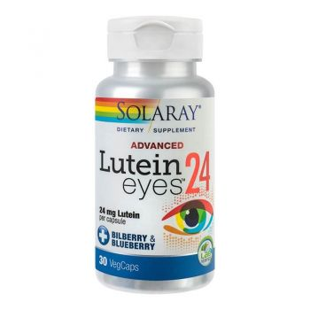 Lutein Eyes Advanced, 30 capsule, Secom