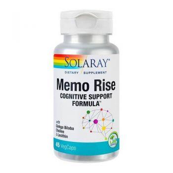 Memo Rise Secom, 45 cps, Solaray