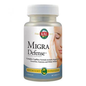 Migra Defense Secom, 30 tablete - Kal